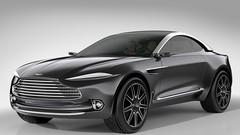 Aston Martin Varekai : le SUV de Gaydon est sur les rails