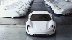 Porsche Mission E : au seuil d'une ère nouvelle