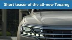 Volkswagen Touareg : les premières images en vidéo