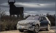 Volkswagen Touareg 3 : premières infos avant le 23 mars 2018