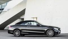 Mercedes : restylage pour les Classe C coupé et cabriolet