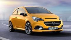 Opel Corsa GSi : châssis OPC