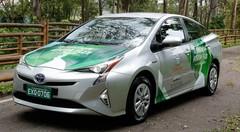 """Toyota dévoile l'hybride """"flex"""""""