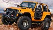 Jeep présente 7 concepts pour le safari de Pâques