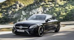 Mercedes C43 AMG Coupé et Cabriolet : nouveau look et montée en puissance