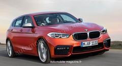 La future BMW Série 1 fait sa révolution