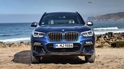 BMW: le X3 électrique au Salon de Pékin