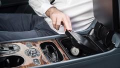 Bentley : un coffre-fort biométrique pour le Bentayga