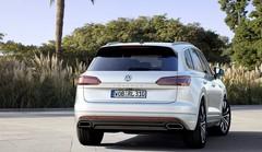 Volkswagen Touareg 2019 : plus léger, plus puissant et plus technologique