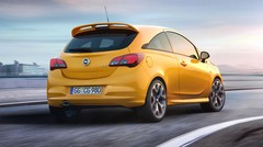 Petite, sportive et agressive... voici l'Opel Corsa GSi