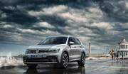 Le Volkswagen Tiguan Allspace en R-Line à partir de 43 520 €