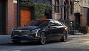 Cadillac CT6 V-Sport : un nouveau V8 4,2 litres biturbo de 557 ch