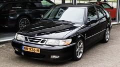 Marche arrière : La Saab 9-3 Viggen