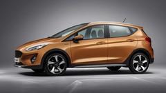 Ford Fiesta Active: à partir de 17900 €