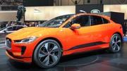 Jaguar I-Pace : le constructeur anglais passe en mode tout électrique