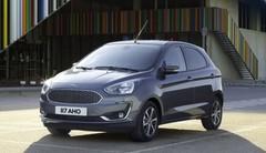 Prix Ford Ka+ 2018 : les tarifs de la Ka+ restylée dévoilés