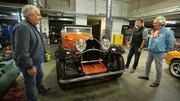 Emission Turbo : Les trésors cachés du Petersen Museum à Los Angeles