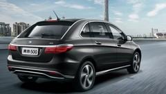 Denza 500 : la Mercedes électrique chinoise !