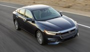 Nouvelle Honda Insight : vers plus de consensus