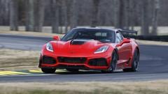 Chevrolet Corvette ZR1 2018 : les performances dévoilées