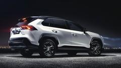 Toyota RAV4 5 (2019) : Look très affirmé pour le nouveau RAV4