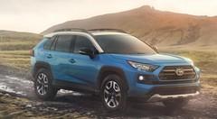 Nouveau Toyota RAV4 : le retour du style