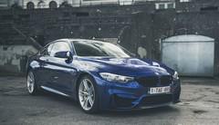 Essai BMW M4 CS