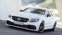 Mercedes Classe C: voici la 63 AMG restylée