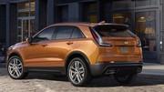 Cadillac s'offre son premier SUV compact, le XT4