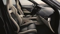 Jaguar : le F-Pace en mode SVR