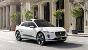 Jaguar : 20.000 i-Pace autonomes pour Waymo