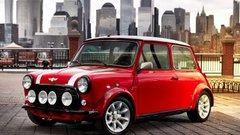 BMW présente une Mini Cooper classique… électrique !