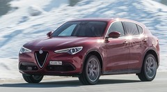 Essai Alfa Romeo Stelvio Q4 : SUV comme Sculptural Utility Vehicle