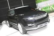 Land Rover LRX : deux versions d'un même concept à Genève