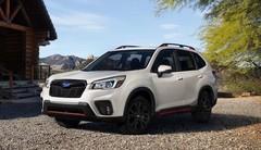 Subaru Forester : nouvelle génération