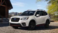 Voici le nouveau Subaru Forester
