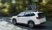 Actualités auto Le Subaru Forester s'affirme !