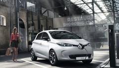 Renault Zoe passe à l'intégral !