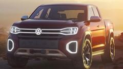 Volkswagen Atlas Tanoak : Amarok américain