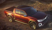 Volkswagen présente un concept de grand pick-up