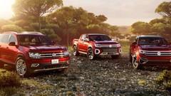 VW Atlas : en Cross Sport et Tanoak pick-up !