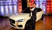 Volvo XC60 : voiture mondiale de l'année
