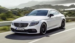 Restylage : Mercedes-AMG C63 et C63S