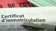 Cartes grises : plus de 450.000 demandes en attente sur le site de l'ANTS