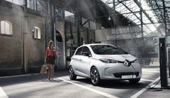 Renault Zoé 2018 : les batteries peuvent désormais être achetées