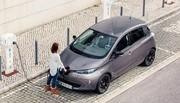 Batterie de la Renault Zoe disponible à l'achat