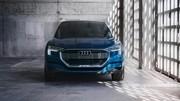 Audi e-tron quattro : Audi ouvre les commandes de son SUV électrique