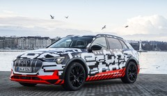 Audi ouvre les réservations pour son SUV électrique e-tron