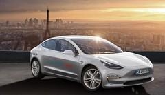 Le service Tes'Lib de Tesla remplacera Autolib' à Paris dès 2024