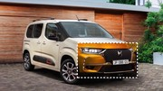 DS prépare une version luxueuse du Citroën Berlingo